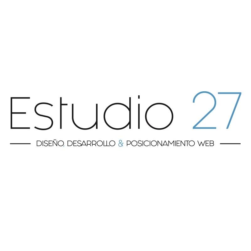 Logo Estudio 27